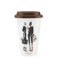 Uptown Girls Coffee Cup