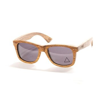 Proof Ontario Lacewood Sunglasses, Polarized Lenses