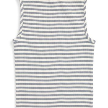 Tucker + Tate Mock Neck Tank (Big Girls) | Nordstrom