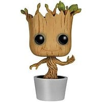 Marvel Guardians Of The Galaxy Groot Bobblehead