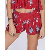 THE SANGRIA SHORTS