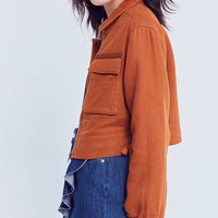 Silence + Nose Elisa Gab Jacket | Urban Outfitters