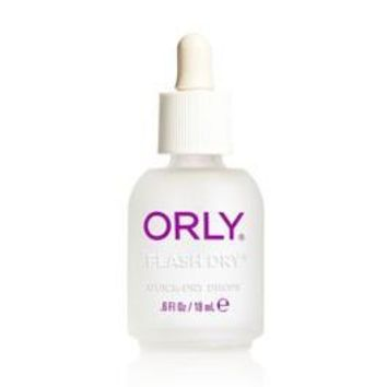 Orly Quick Dry - Flash Dry Drops .6o z
