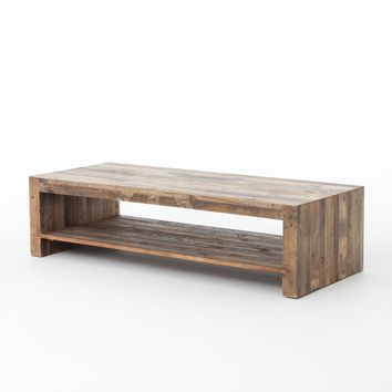 MILAN COFFEE TABLE 60""