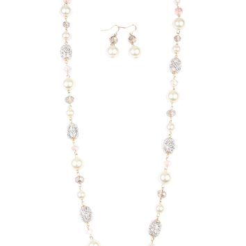 Pearl Long Baroque Pearl Necklace