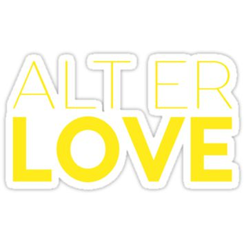 'Alt Er Love — Skam' Sticker by simplyreanne