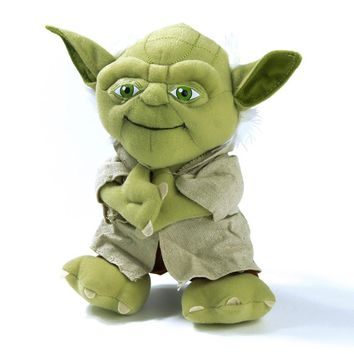 Star Wars Yoda Plush Toy Star Wars 20cm Cute Mini Yoda Stuffed Toy Doll For Birthday Christmas Gift