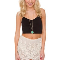 Willa Lace Skort