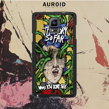The Story So Far Cover Samsung Galaxy Note 3 Case Auroid