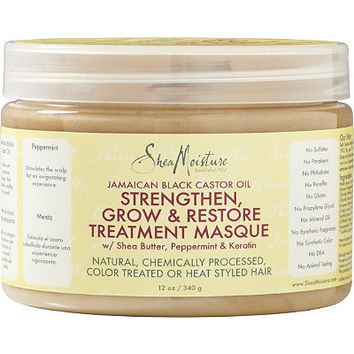 Jamaican Black Castor Oil Strengthen Grow & Restore Treatment Masque
