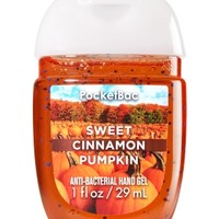 PocketBac Sanitizing Hand Gel Sweet Cinnamon Pumpkin
