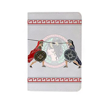 Warrior Leather Business Passport Holder Protector Cover_SUPERTRAMPshop