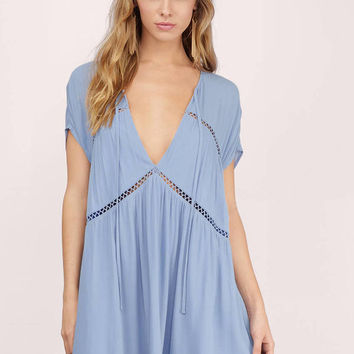 Casual Intentions Shift Dress