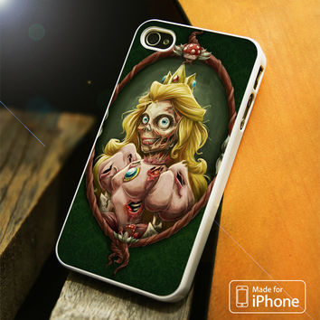 Zombie Princess Peach iPhone 4 | 4S, 5 | 5S, 5C, SE, 6 | 6S, 6 Plus | 6S Plus Case
