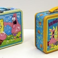 Sponge Bob Lunch Box One Box