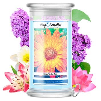 Singin' in the Rain Ring Candle®