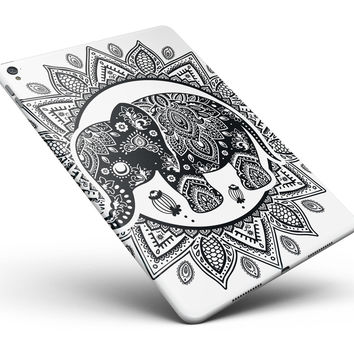 "Indian Mandala Elephant Full Body Skin for the iPad Pro (12.9"" or 9.7"" available)"