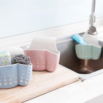 Kitchen Sponge Drain/Holder