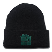 Homestuck Logo Beanie Fashion Unisex Embroidery Beanies Skullies Knitted Hats Skull Caps