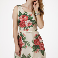 Bouquet of Love Day Dress