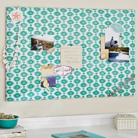 Pool Ikat Dot Pin-It Pinboard