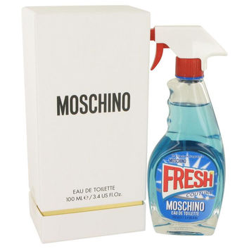 Moschino Fresh Couture by Moschino Eau De Toilette Spray 3.4 oz