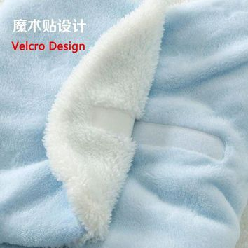 DCCKJN2 One Size for up to 1 year old Baby Warm Sleeping Bag