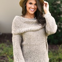 Weekend Snuggles Sweater | Monday Dress Boutique
