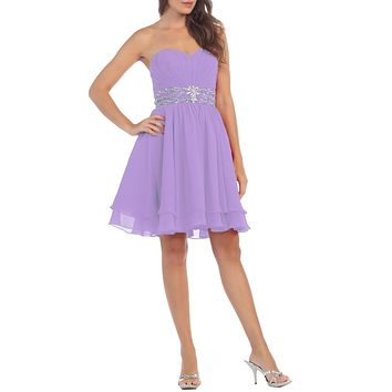 Mermaid Bodice Semi Formal Dress