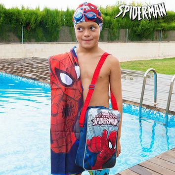 Spiderman Pool Backpack (4 pieces)