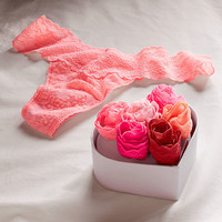 6 Days of Lacie Thong Panty Gift Set - Victoria's Secret