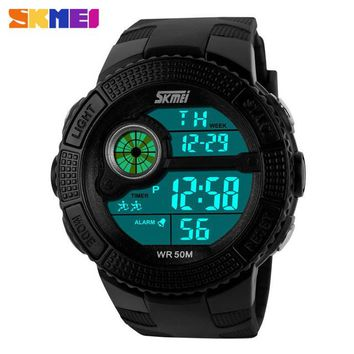 Skmei Young Men's Digital Sports Watch