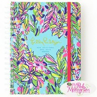 Lilly Pulitzer Hot Spot 2015 Large Agenda at The Pink Monogram