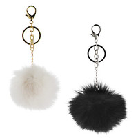 Puff Keychain | Gifts for Her | Gifts | Z Gallerie