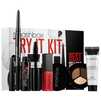 Try It Kit- Bestsellers - Smashbox | Sephora