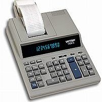 Victor Model 1430-3 10-Digit Display Printer