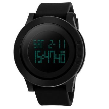 Outdoor Men Sports Watches LED Digital Wristwatches