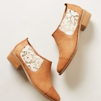 Zian Shooties by Klub Nico Taupe 11 Boots
