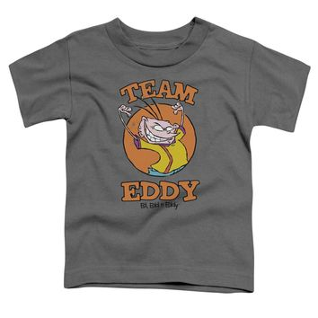 Ed Edd N Eddy - Team Eddy Short Sleeve Toddler Tee