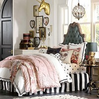Emily & Meritt Parisian Bedroom