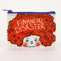 Financial Disaster -- Coin Purse