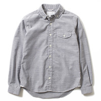 nanamica / Button Down Wind Shirt