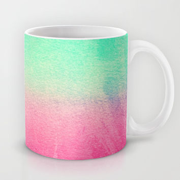 SUNNY MELON Mug by Monika Strigel | Society6
