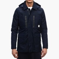 Kenzo Rain Coat | Caliroots - The Californian Twist of Lifestyle and Culture