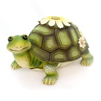 Home & Garden Turtle Statue Outdoor Decor
