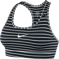 Women's Nike Pro Printed Sports Bra at Sport Seasons