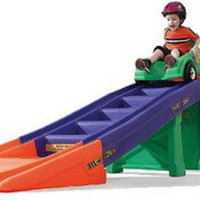 """New Kids Toy Ride On Roller Coaster Car Ride 30"""" High Platform ages 3+"""