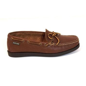 Eastland Yarmouth - Tan Waxy Boat Shoe