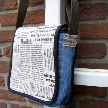 Small messenger bag for boys or men  01 by ierdwyfke on Etsy