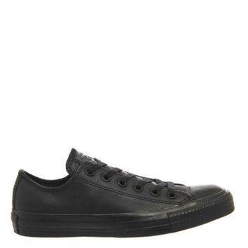 DCKL9 **CONVERSE All Star Low Leather Trainers